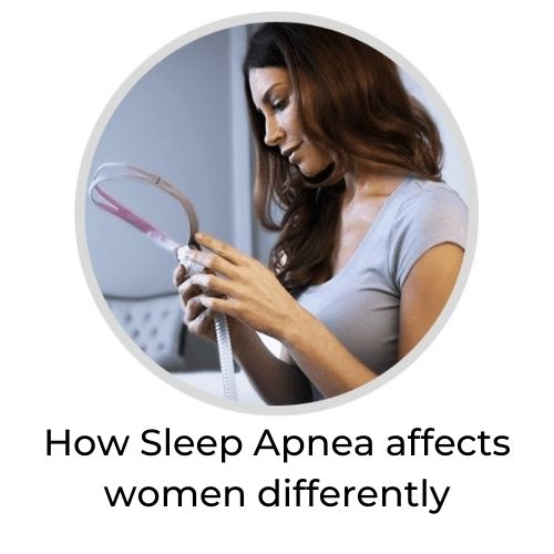 Sleep Apnea and Women